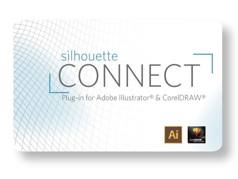 Silhouette Cameo & Portrait & Curio - Connect plug-in