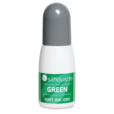 Silhouette Mint - ink green (5ml bottle)