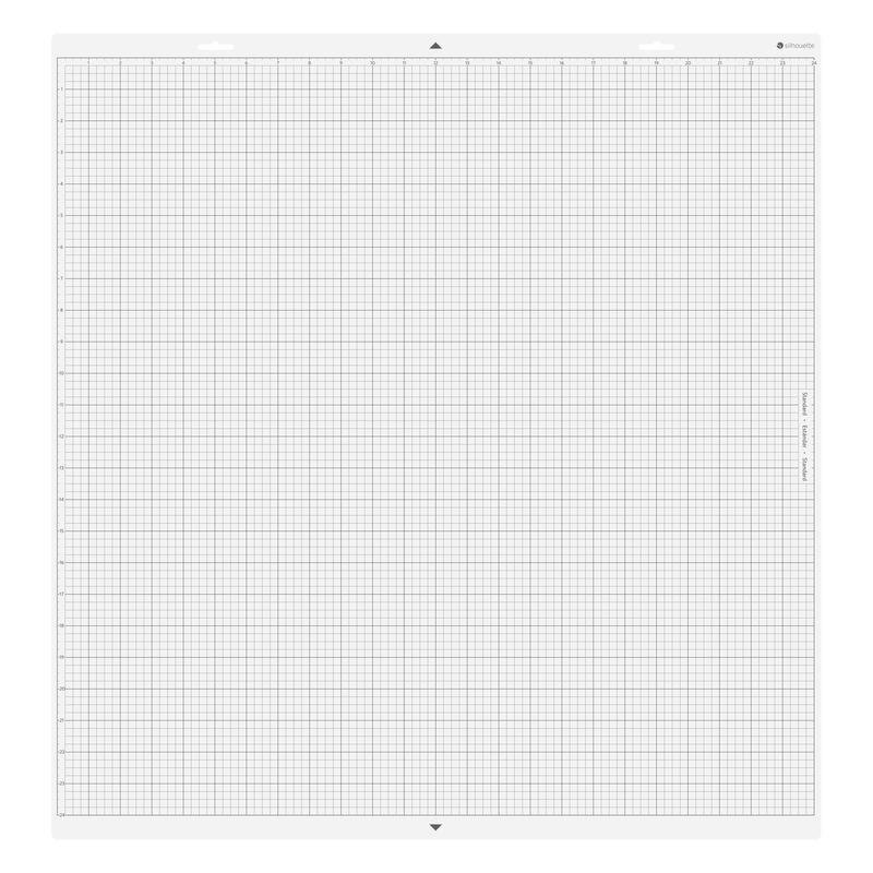 Silhouette Cameo 4 Pro - Cutting Mat 61 x 61 cm