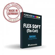 Termo transferi - Flex Soft (No cut) Papir A, A4