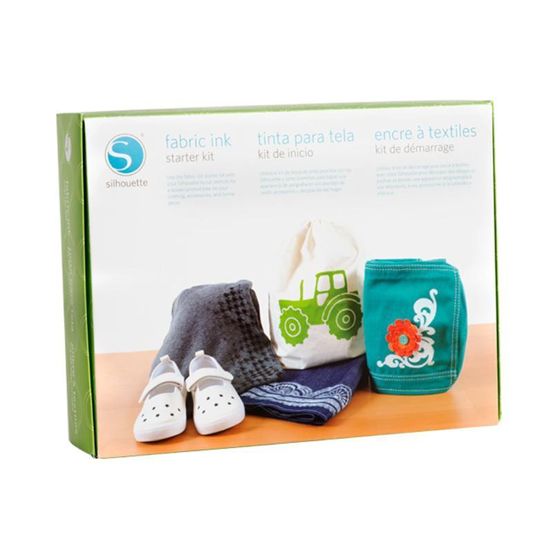 Silhouette - Fabric Ink Starter Kit