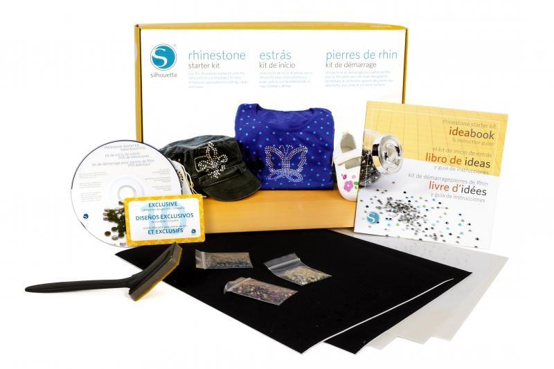 Silhouette - Rhinestone Starter Kit