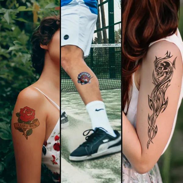 Forever Laser Tattoo A+B papir, A4