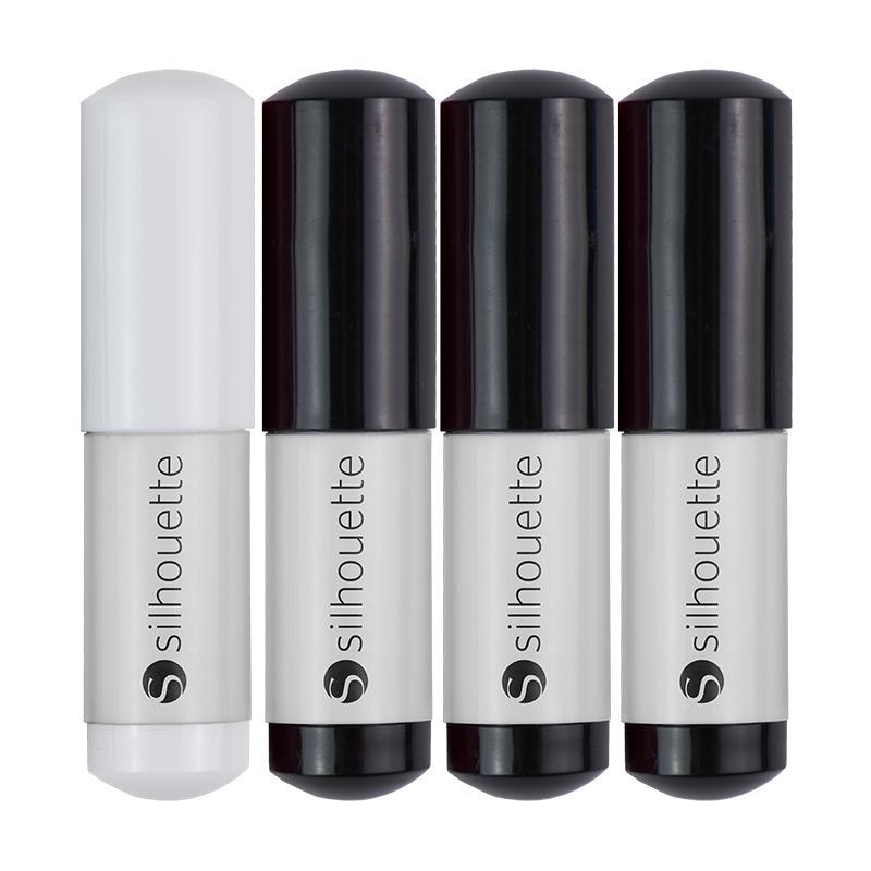 Silhouette - Black & White Pen Pack